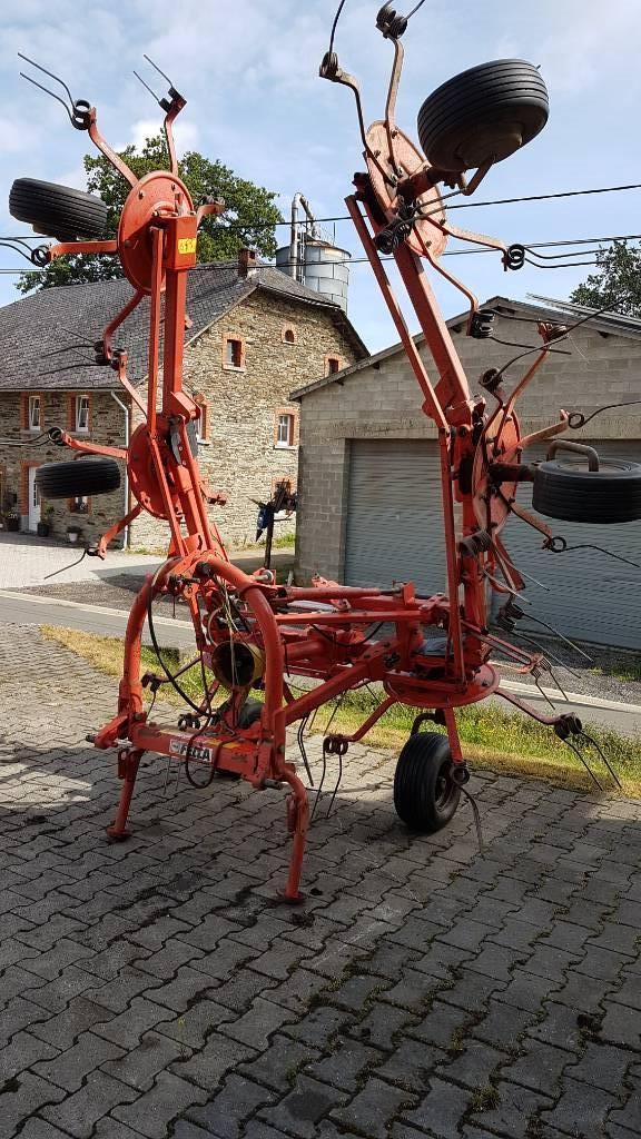 Fella TH 680 D Hydro, Rateau faneur, Agricole
