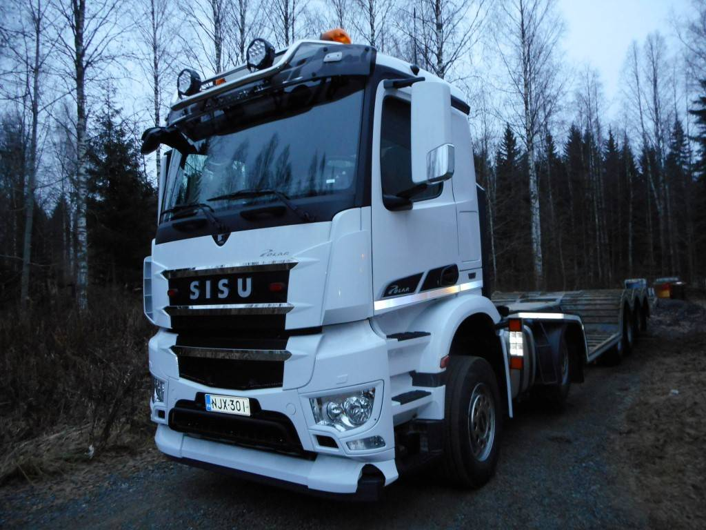 Sisu CM 13M, Other trucks, Transportation