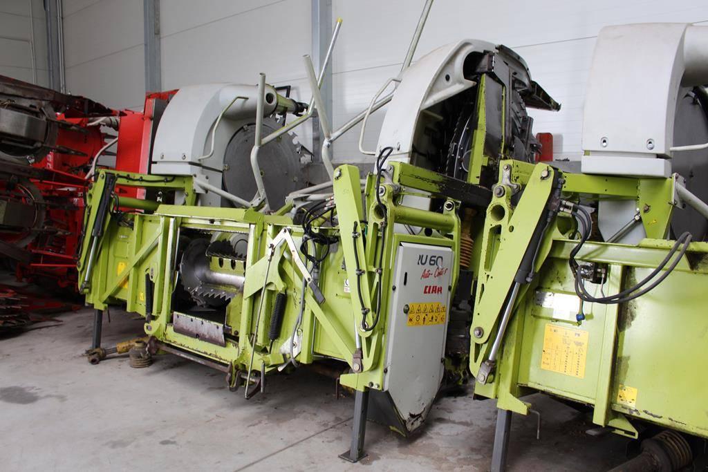 CLAAS RU 600, Sieczkarnie samojezdne, Maszyny rolnicze