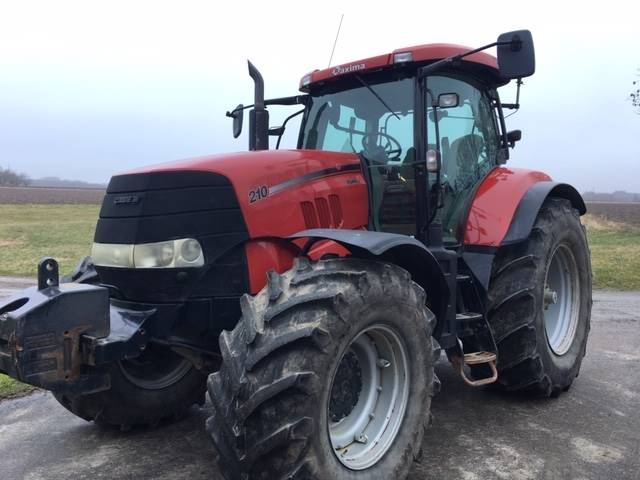 Case IH Puma 210, Traktorer, Lantbruk