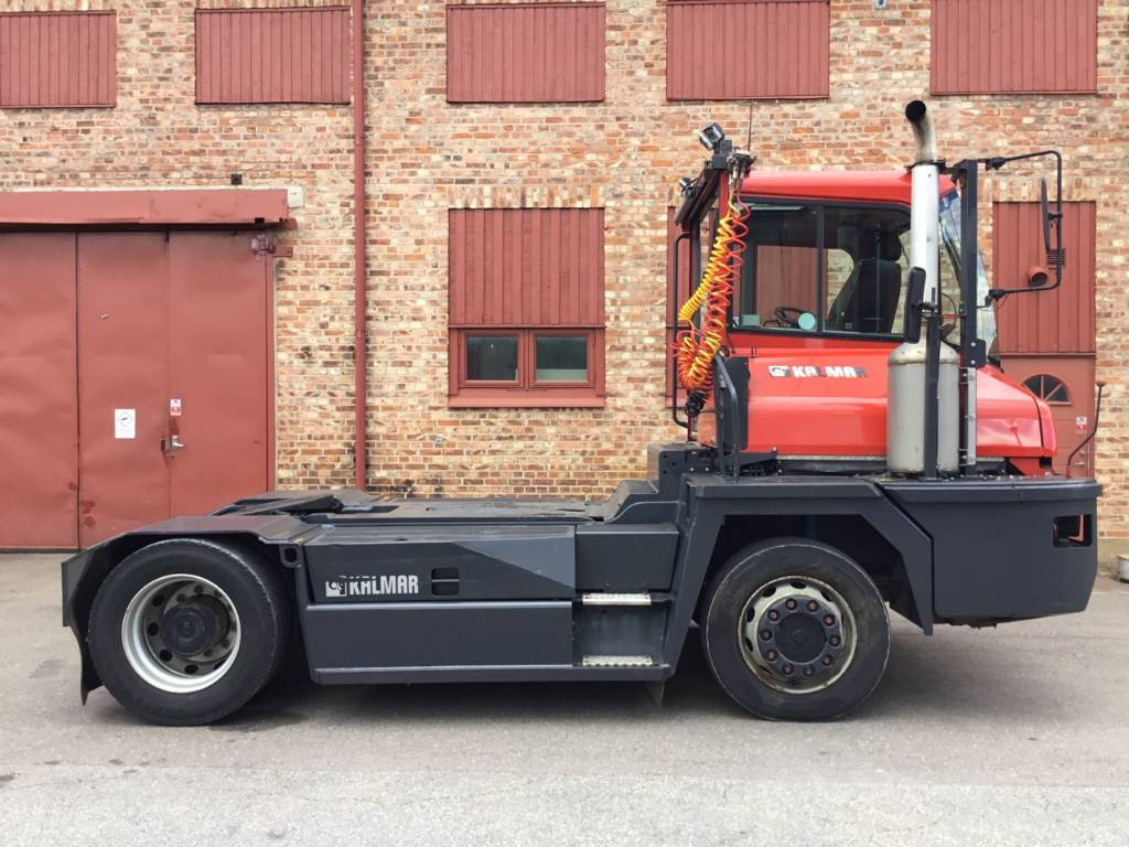 Kalmar TRL618i, Terminaalitraktorit, Materiaalinkäsittely