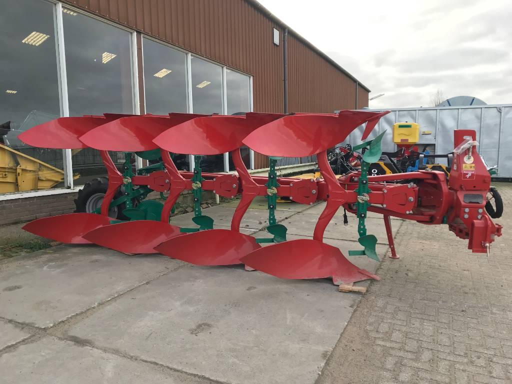 Kverneland 2500B i-Plough 100-4, Wentelploegen, All Used Machines