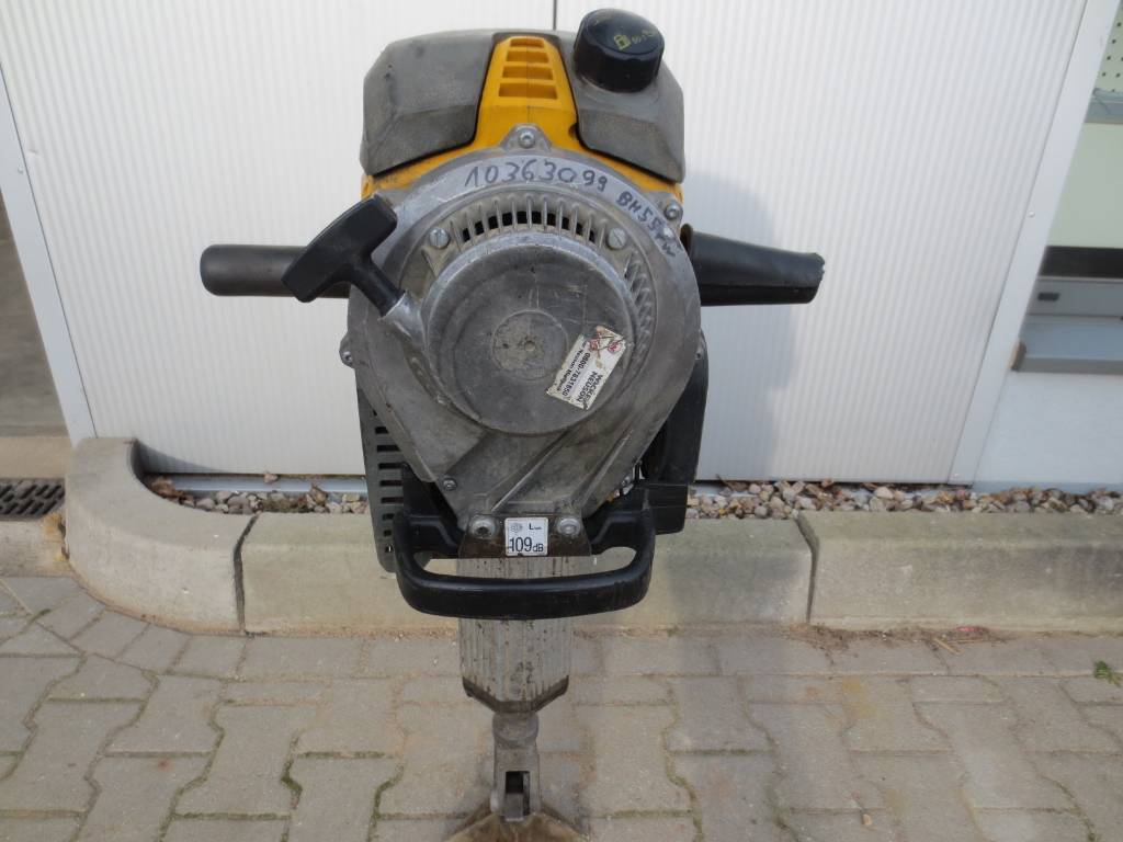 Wacker Neuson BH55rw, Hammers / Breakers, Construction Equipment