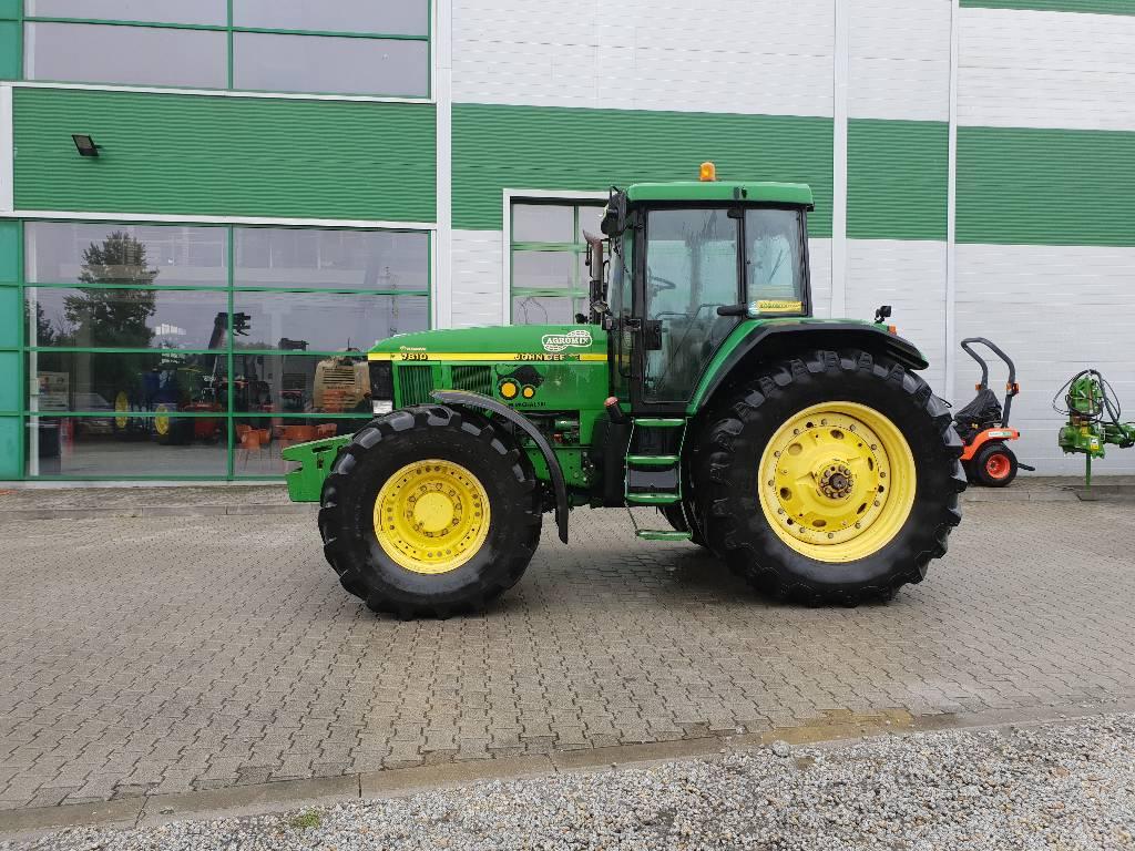 John Deere 7810, Traktory, Maszyny rolnicze