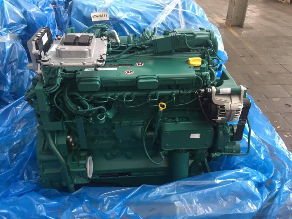 Volvo L 90 G, Engines, Construction Equipment