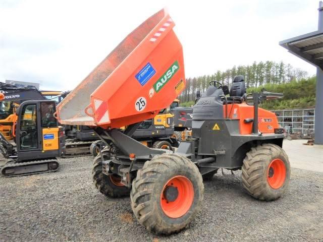 Ausa D 1000 AP G, Site Dumpers, Construction Equipment