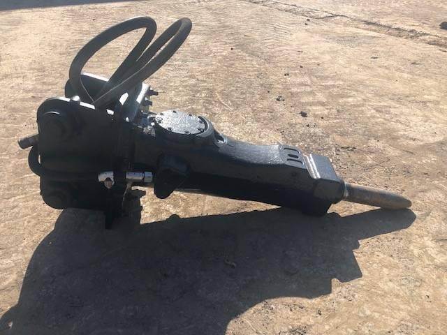 Atlas Copco SB 202, Hammers / Breakers, Construction