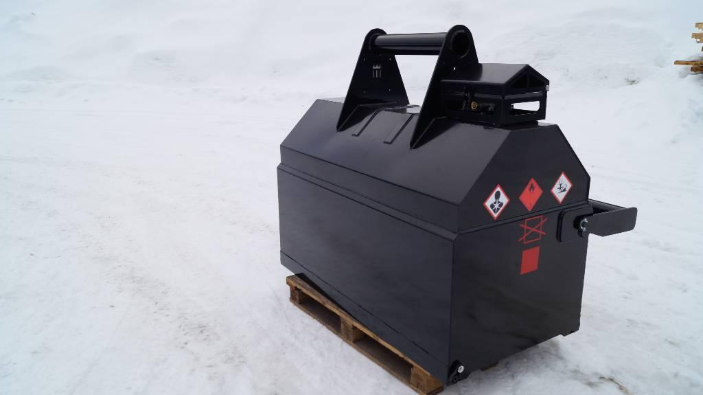 Fomatec Polttoainesäiliö 850L, Muut, Metsäkoneet