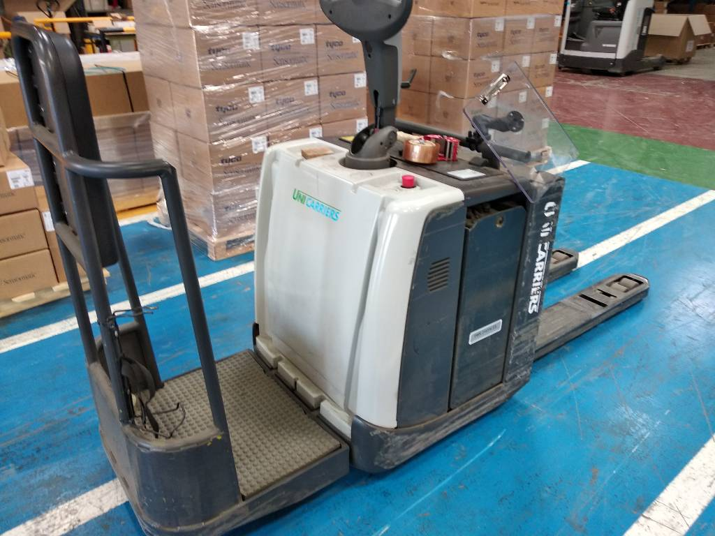 UniCarriers PMR-200, Low lifter with platform, Material Handling