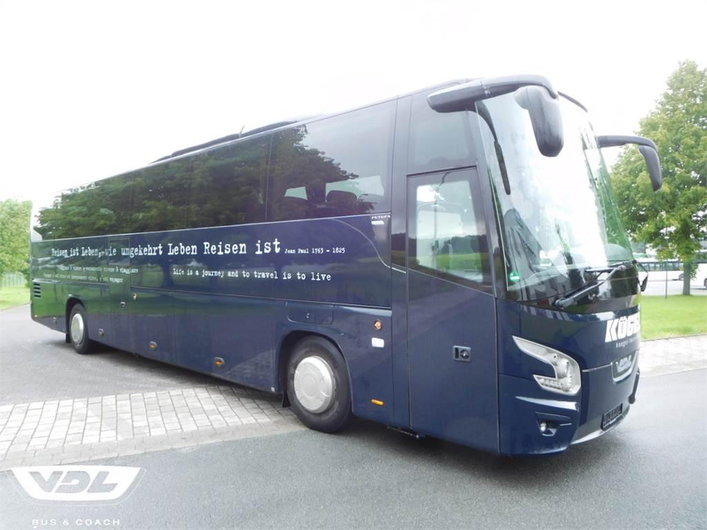 VDL Futura FHD2-129/365, Autobuses turísticos, Vehículos