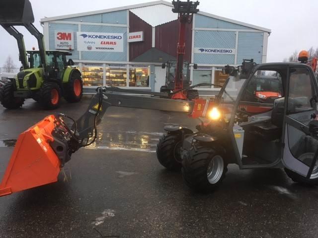 Weidemann T4512, Traktorit, Maatalouskoneet