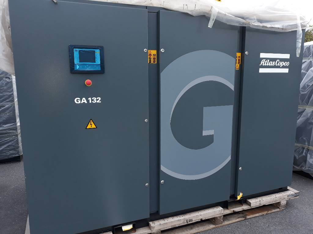 Atlas Copco GA 132 - Direct available, Compressors, Industrial