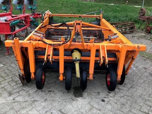 Keulmac RK uienrooier, Overige rooimachines, All Used Machines