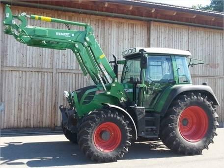 Fendt 312 S4 Profi Plus, Tracteur, Agricole