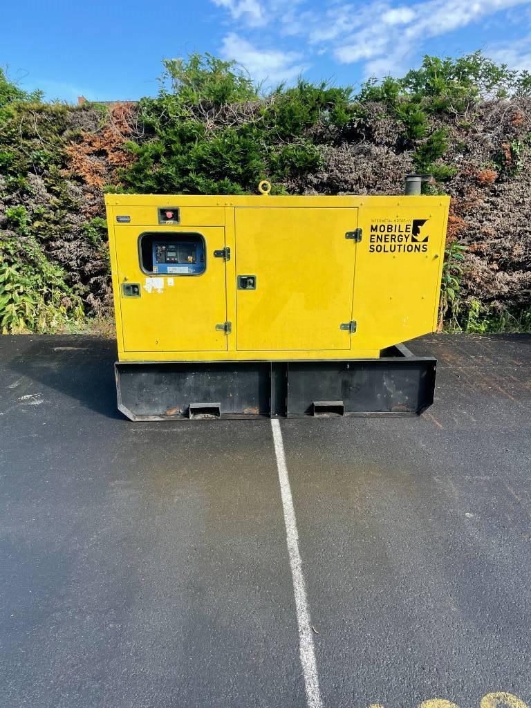 [Other] INTERMETAL MOTOR JOHN DEERE - LEROY SOMER - 100 KV, Diesel generatoren, Bouw