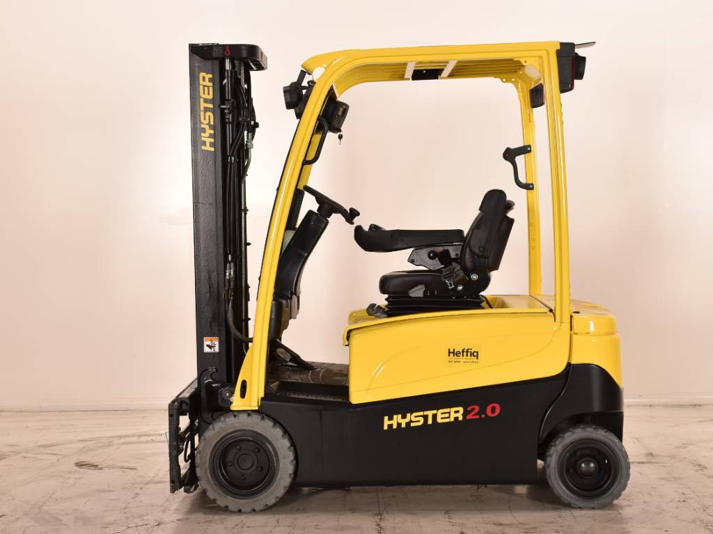 Hyster J2.0 XN LWB, Electric counterbalance Forklifts, Material Handling