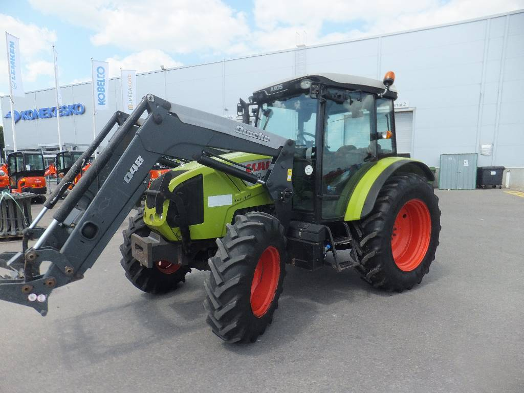 CLAAS Axos 330 CL, Tractors, Agriculture