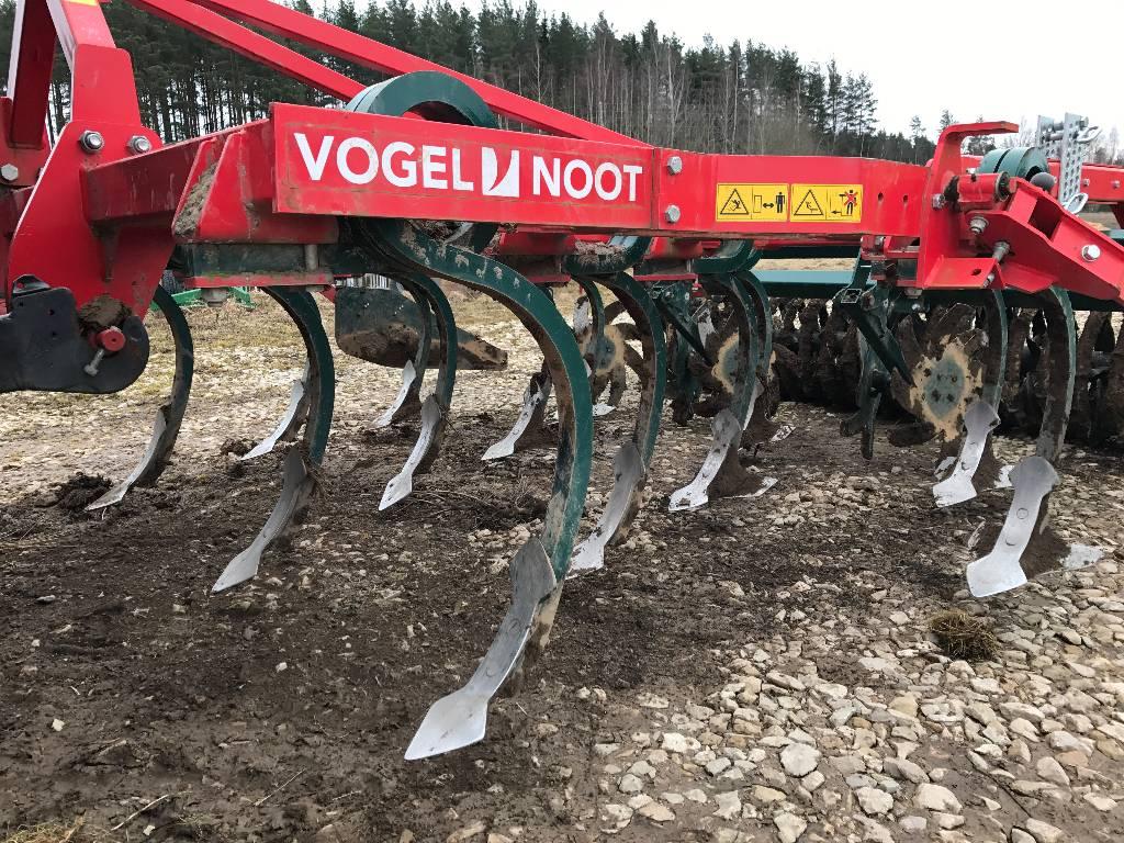 Vogel & Noot Cult 300, Kobestid, Põllumajandus