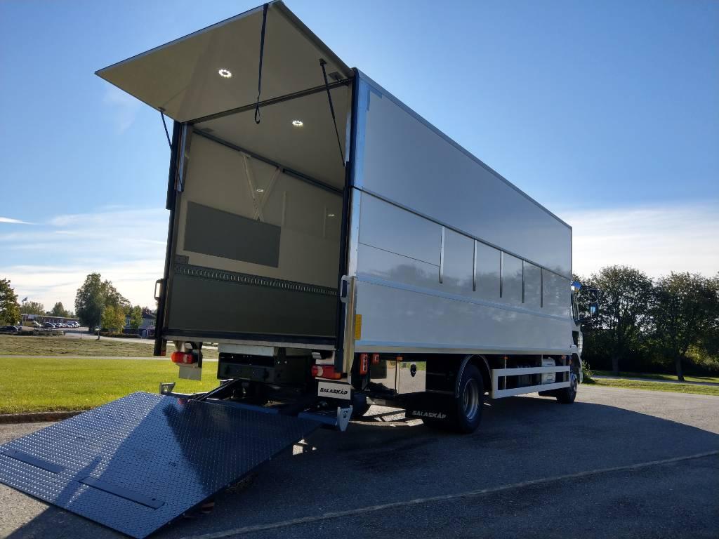 DAF LF FA 16t Höj&Sänk - Nordic Edition, Box trucks, Trucks and Trailers