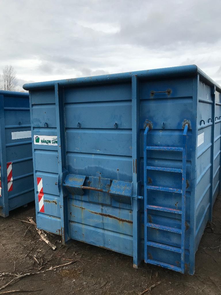 [Other] gmm krokcontainer, Växelflak-/Containerbilar, Transportfordon