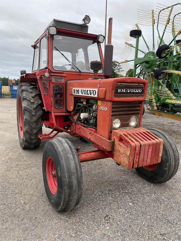 BM 650, Traktorer, Lantbruk