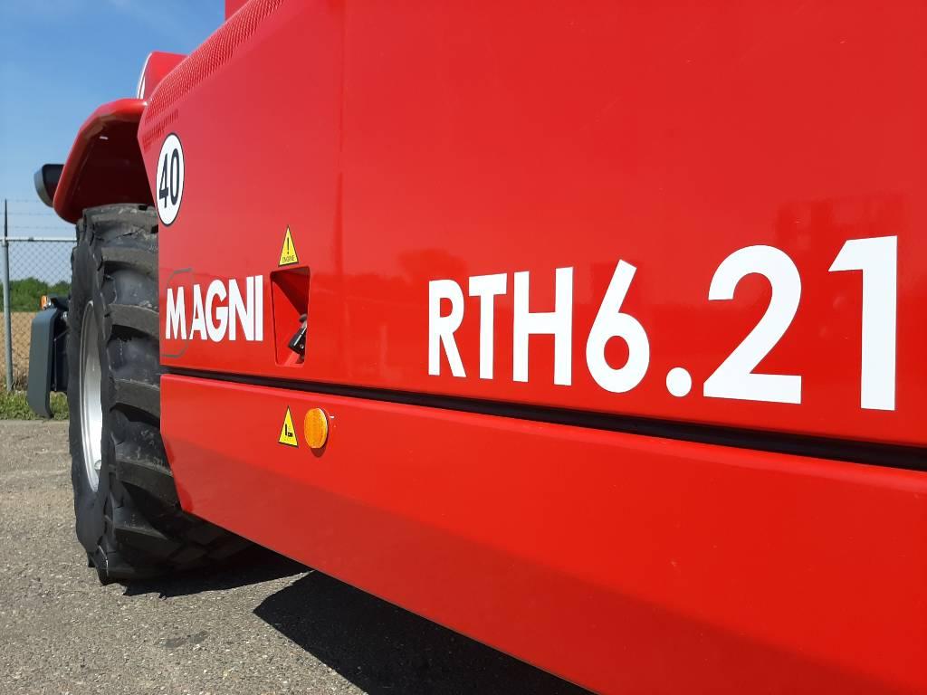Magni RTH  6.21, Verreikers, Bouw