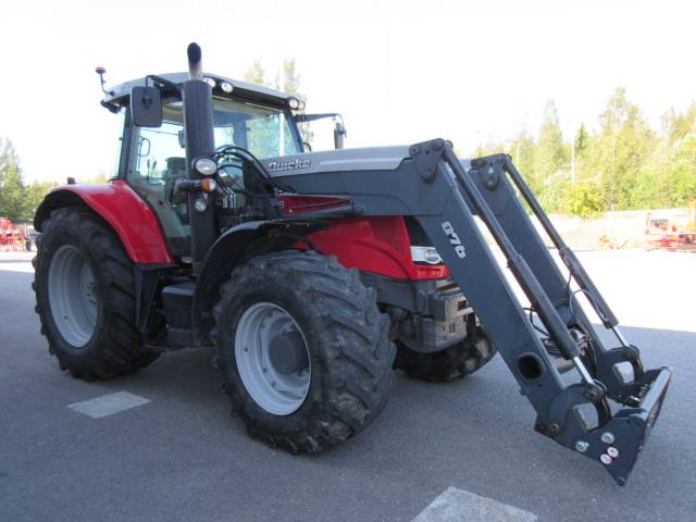 Massey Ferguson 7718 DYNA-6 EFFICIEN, Tractors, Agriculture