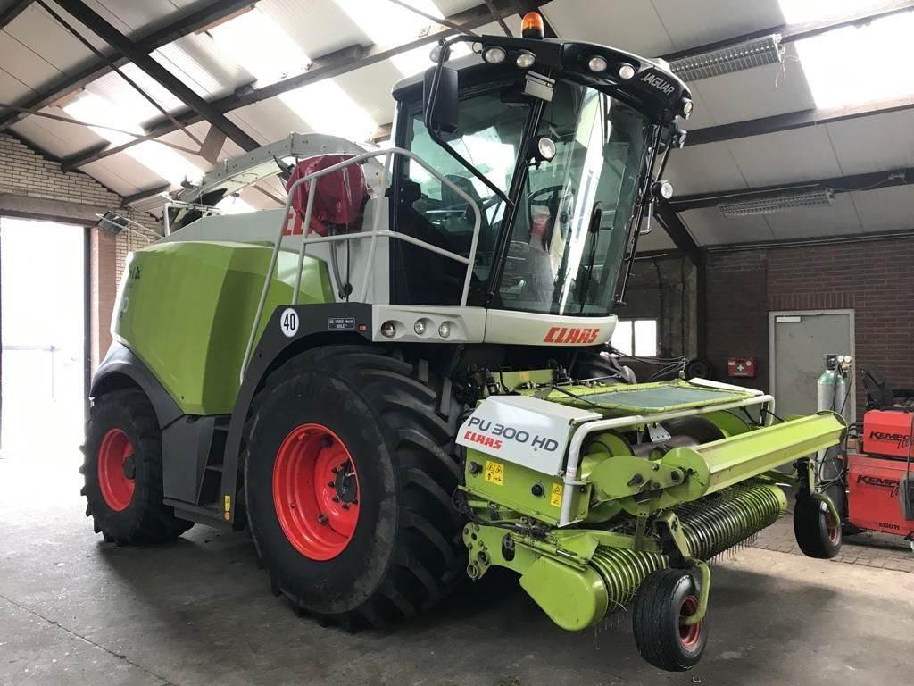 CLAAS Jaguar 940, Forage harvesters, Agriculture