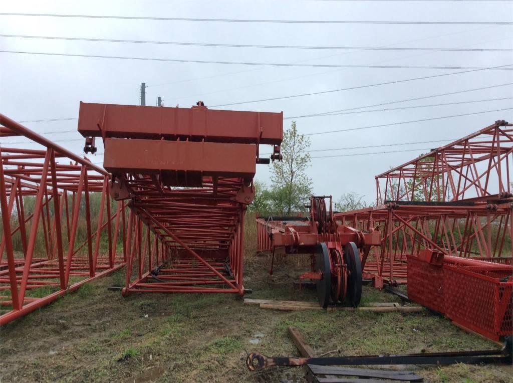 Manitowoc 2250 M250, Crane Parts and Equipment, Construction Equipment