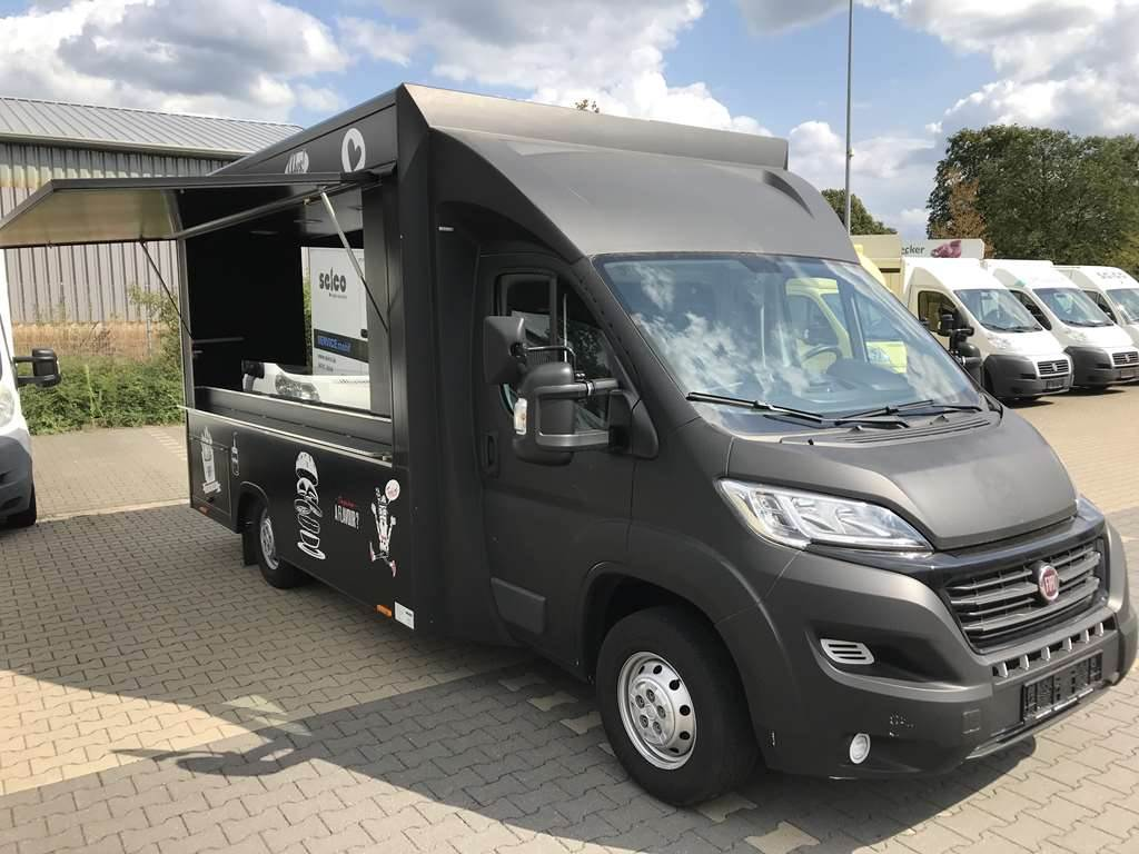 [Other] Fiat/Seico Ducato Foodtruck, Box body, Trucks and Trailers
