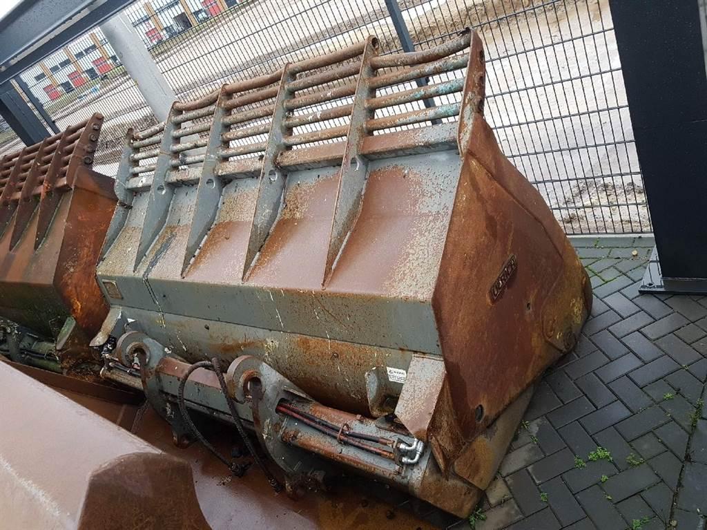 Liebherr L550-2,70 mtr-High tip bucket/Hochkippschaufel
