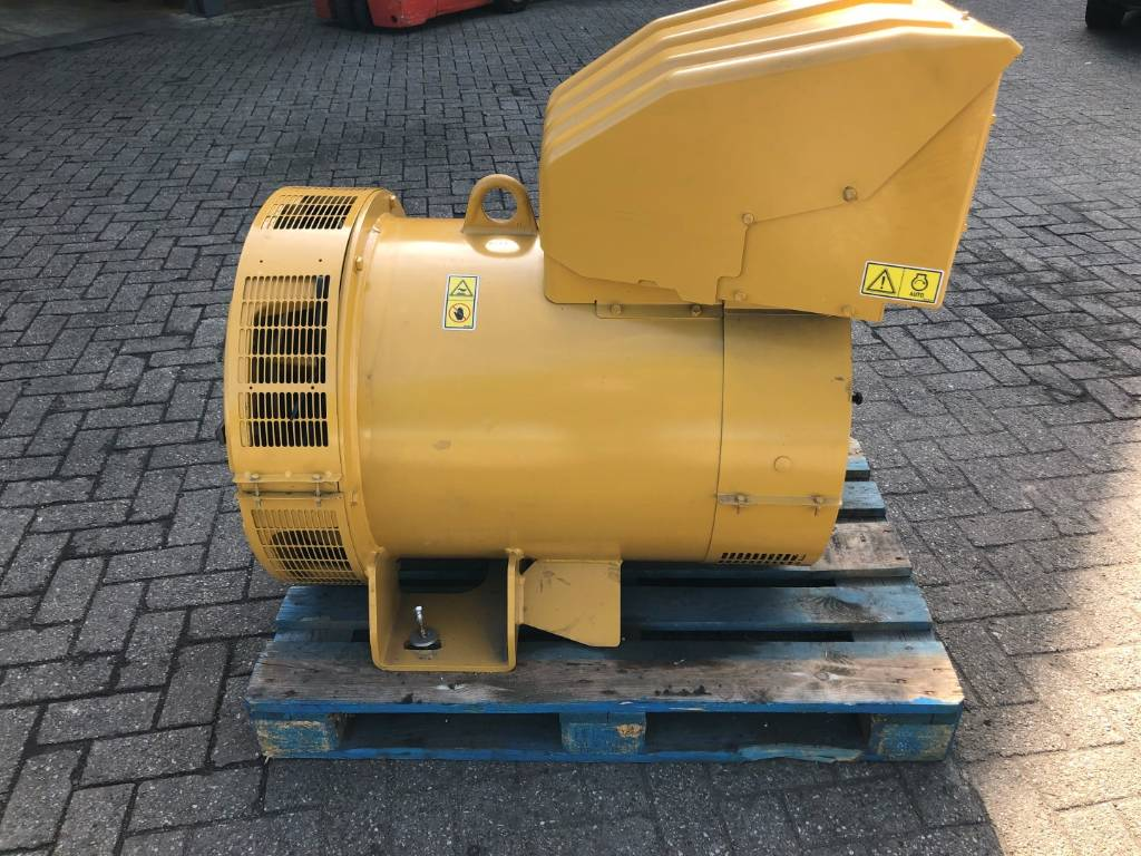 Caterpillar LC 6134 - Generator End - 400 kVa, Generator Ends, Construction