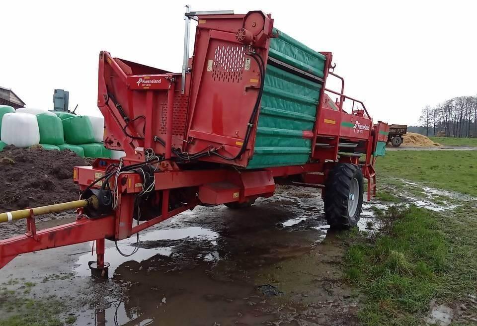 Kverneland 5300, Kombajny zbożowe, Maszyny rolnicze