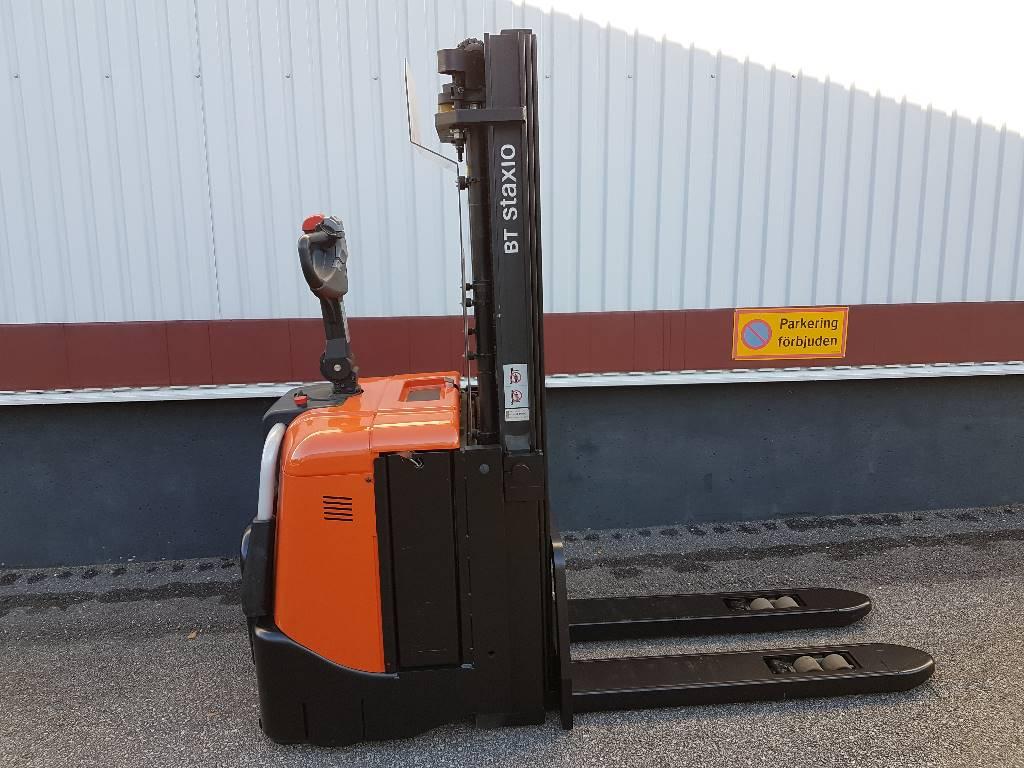 BT SPE 125 L, Staplare-led, Materialhantering