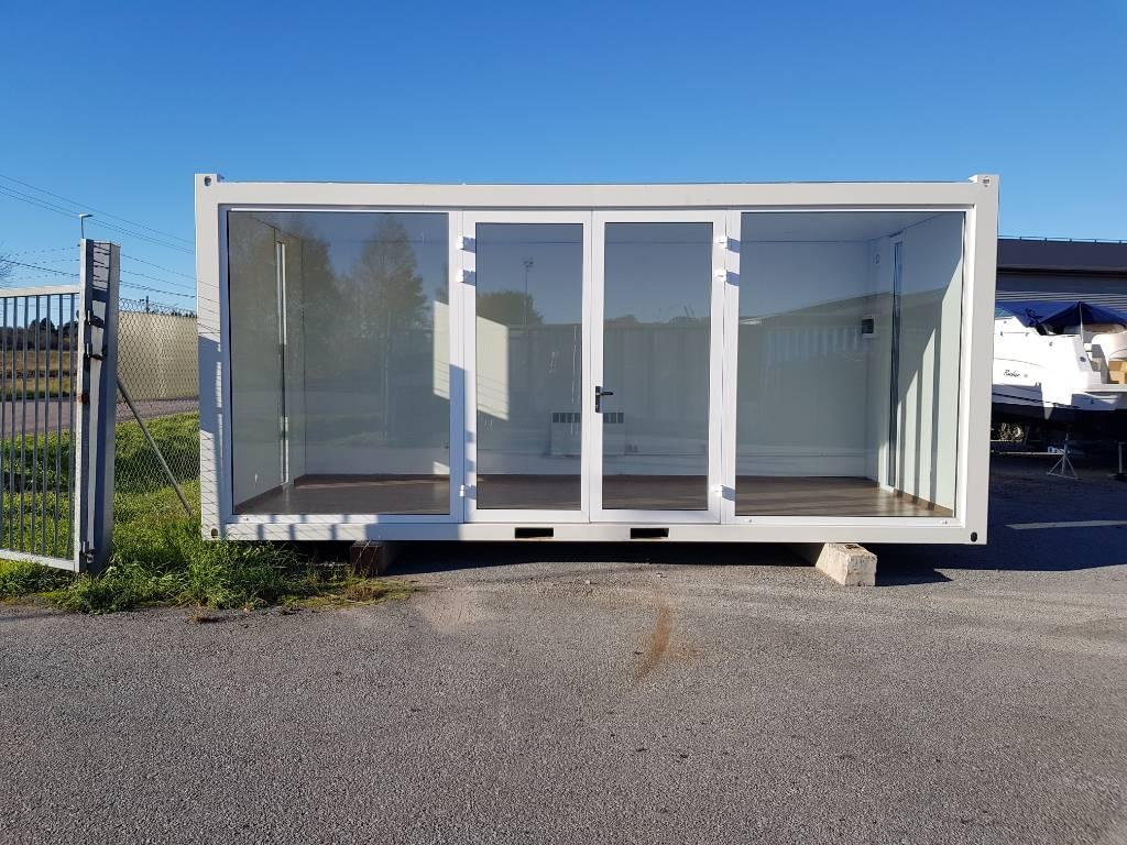 "[Other] RYTERNA UTSTÄLLNINGSMODUL ""POP-UP"" 20FOT, Specialcontainers, Transportfordon"