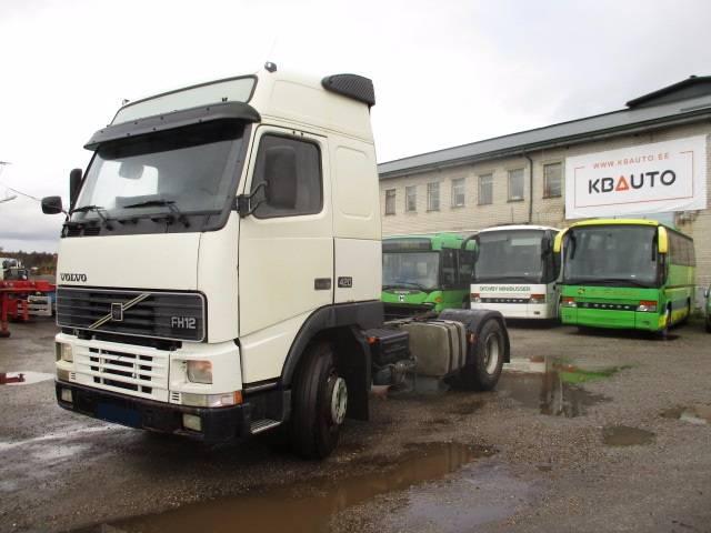 Volvo FH12, Sadulveokid, Transport