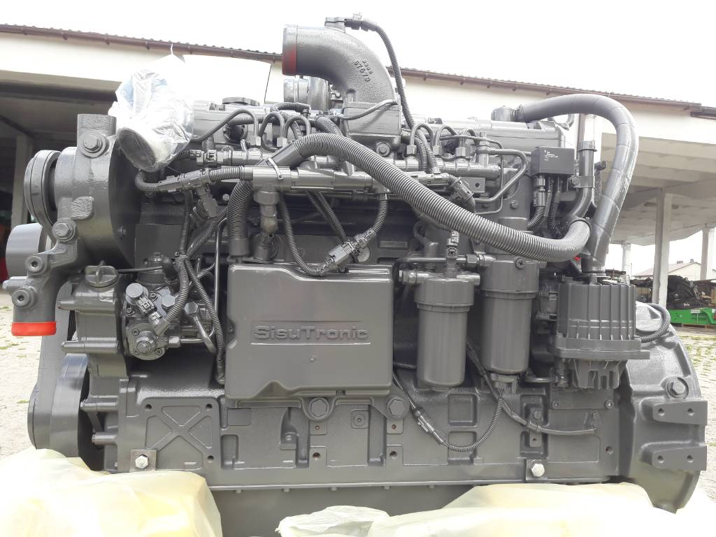 Isuzu 84AWI, Silniki, Maszyny budowlane