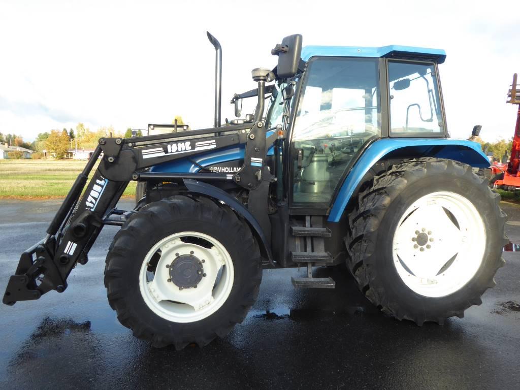 New Holland TS100 EK ISME 1700L