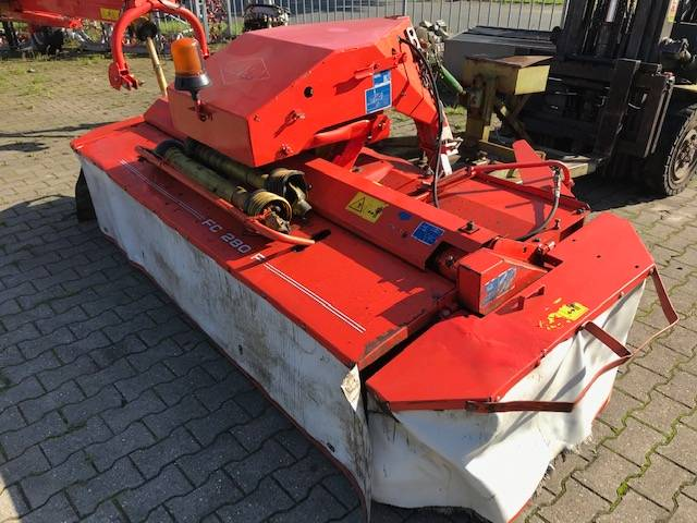 Kuhn FC 280 F, Mowers, Agriculture