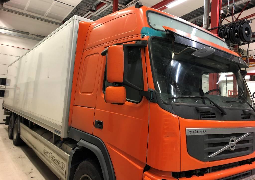 Volvo FM, Skåpbilar Kyl/Frys/Värme, Transportfordon
