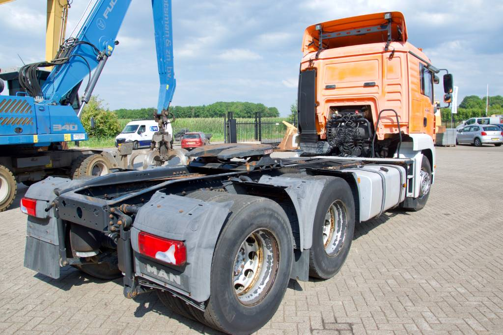 MAN 26.440, Tractor Units, Trucks and Trailers