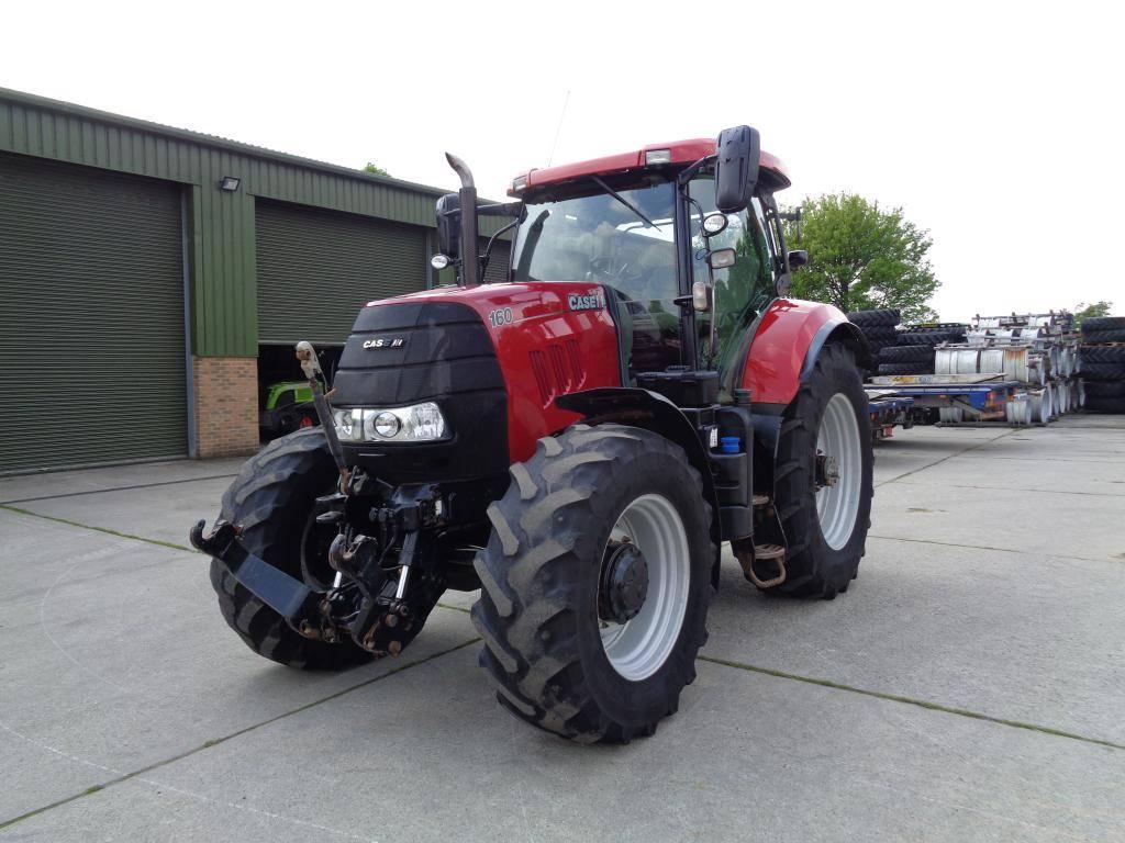 CASE Puma 160 CVX, Tractors, Agriculture
