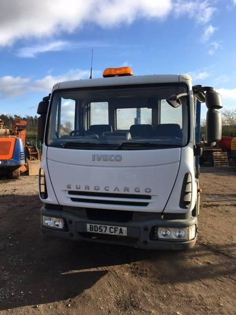 Iveco Eurocargo 75 E16, Tipper trucks, Transportation