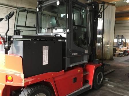 Kalmar ECG60-6, Electric forklift trucks, Material Handling