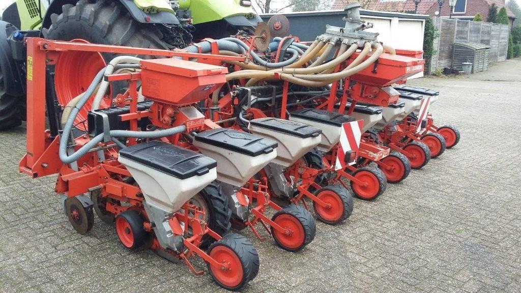 Kuhn planter junior 2 MAIS POTER RIJENBEMESTING, Farm Drills, Agriculture