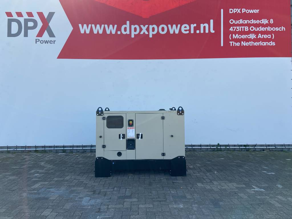 Perkins 403A-15G1 - 15 kVA Generator - DPX-17649, Diesel generatoren, Bouw