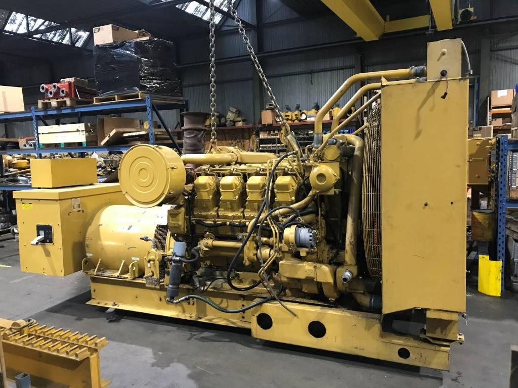 Caterpillar 3508 - Generator Set 900 kVa - DPH 105319, Diesel Generators, Construction