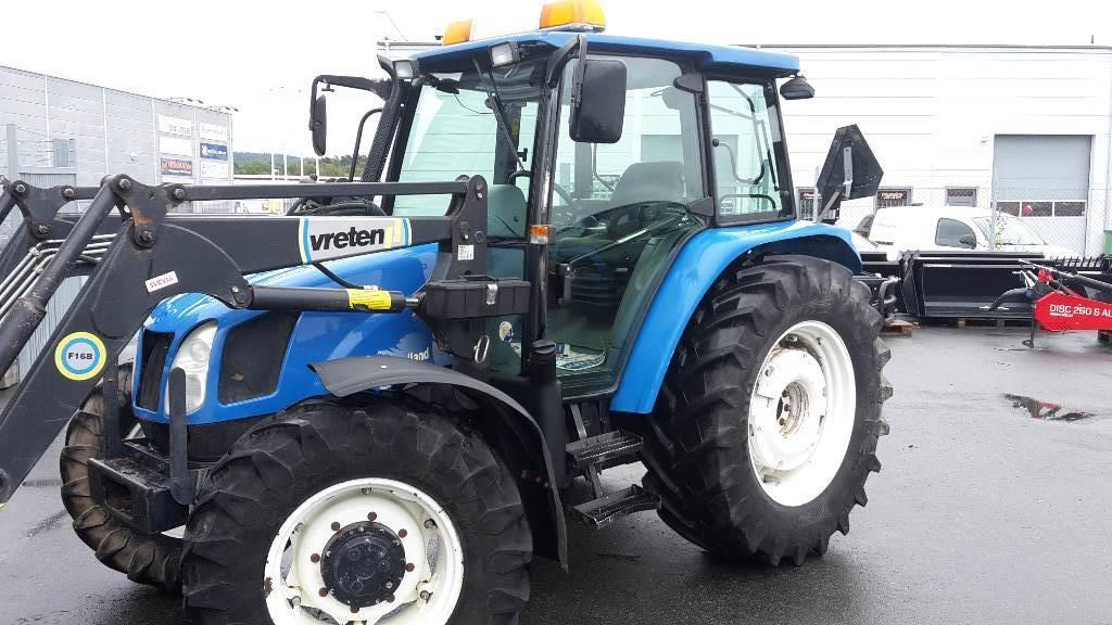 New Holland TL 90 A PS, Traktorer, Lantbruk