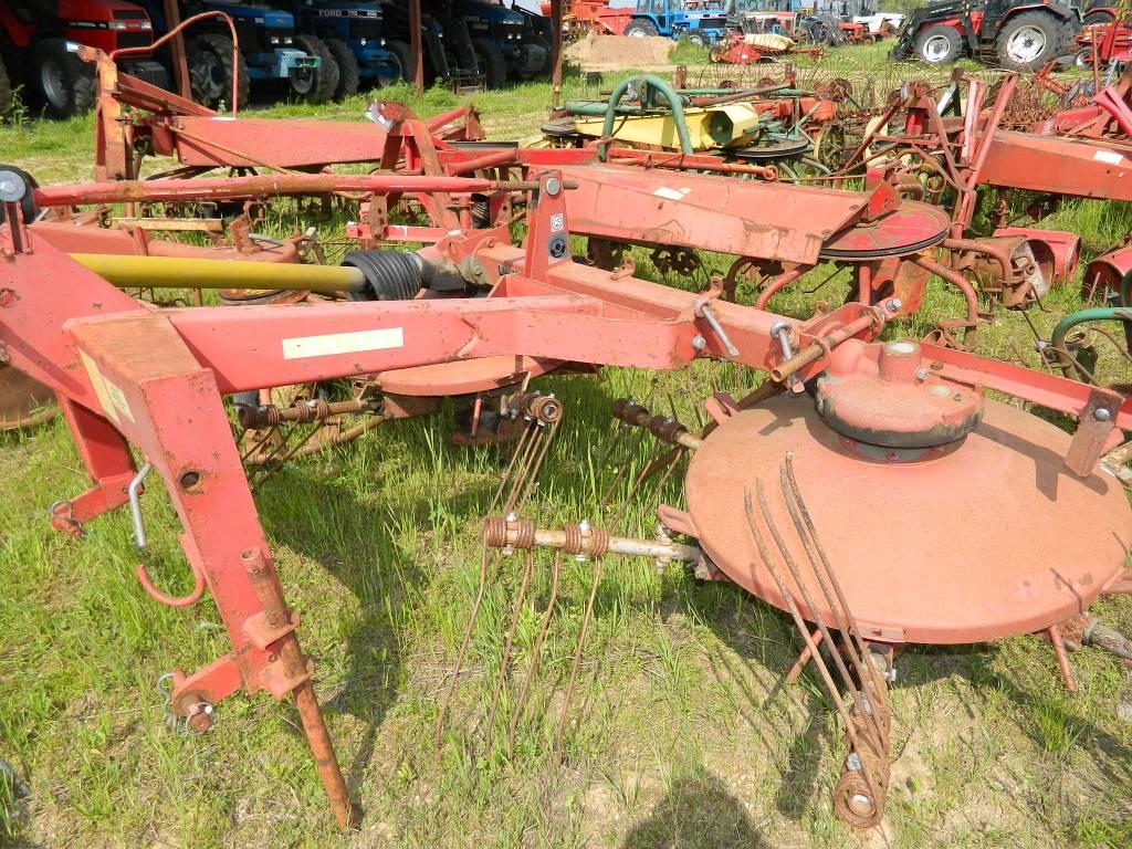 Stoll UM 400, Grābekļi, Lauksaimniecība