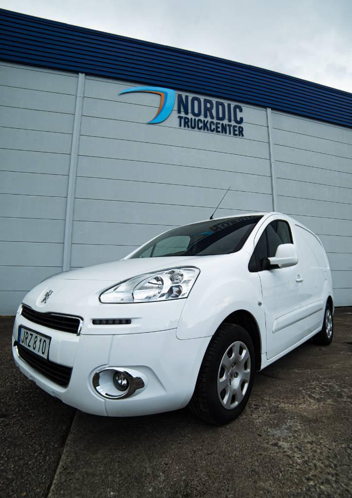 Peugeot Partner - 2015, Lätta skåpbilar, Transportfordon